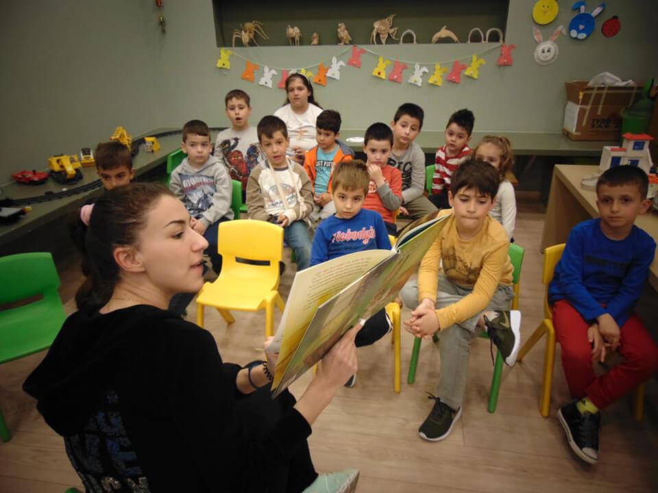 δραστηριότητες παιδότοπου